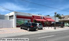 Supermercado Spar en Vilafortuny